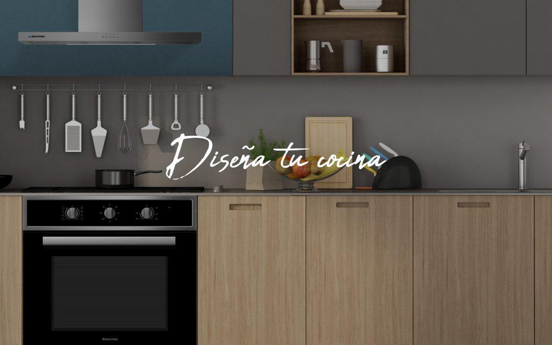 Crea tu cocina perfecta