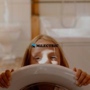 La colada ya no es un problema.   Deja que tus hijos se diviertan y se manchen jugando. Nosotros hacemos el resto.   www.milectric.com  #colada #washingmachine #kids #play #fun #home #homeappliances #lavadoras #secadoras #electrodomesticos