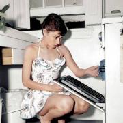Desde Audrey Hepburn, los hornos y sus funciones han evolucionado.   Descubre cuánto en milectric.com   #milectric #hornos #oven #cooking #audreyhepburn #cocina #home #homeappliances #recetasdecocina #spain